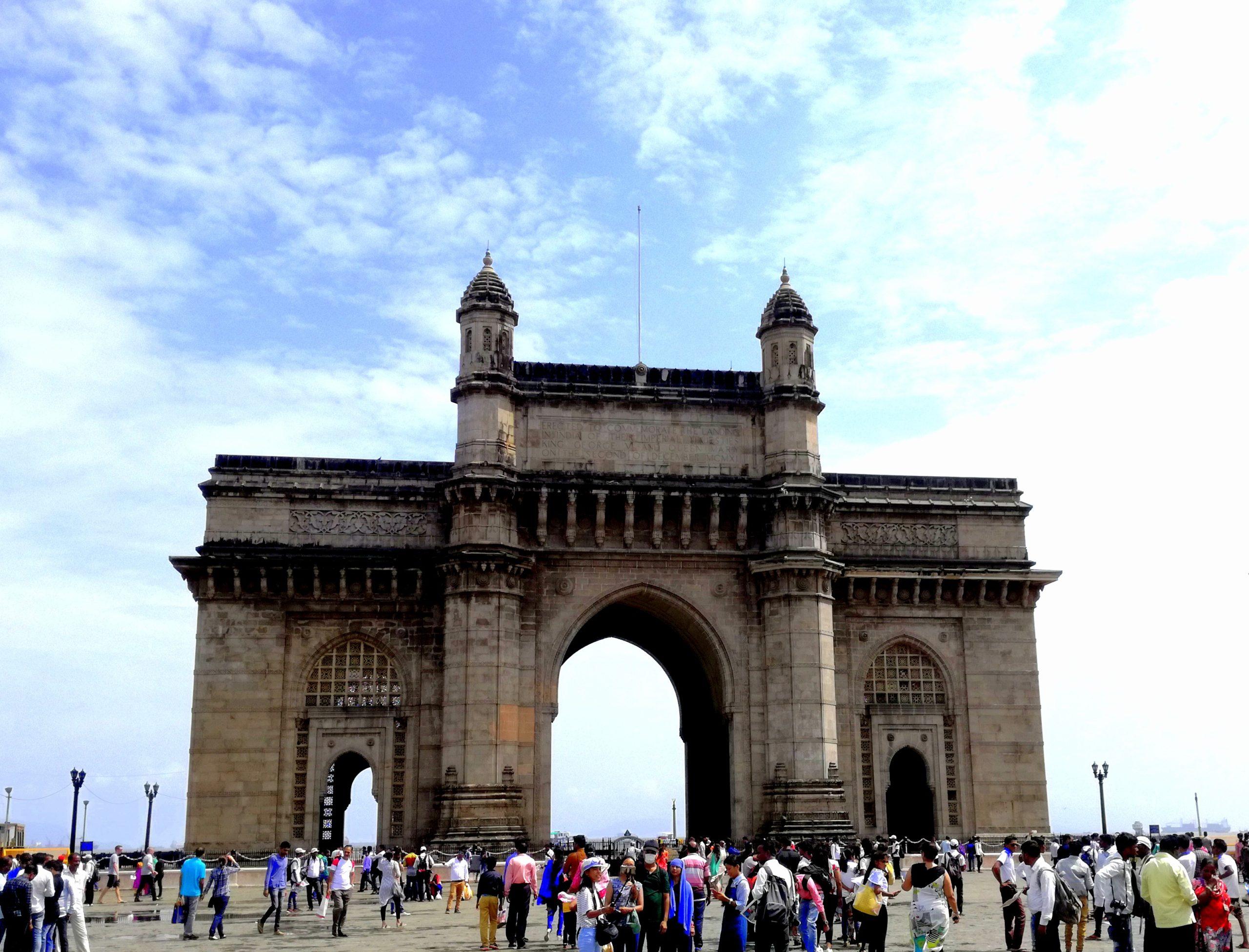 brama Indii w Mumbaju