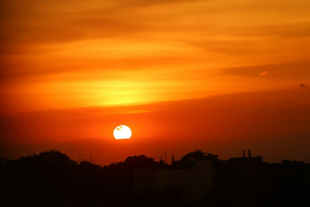 orange_sunset_in_india
