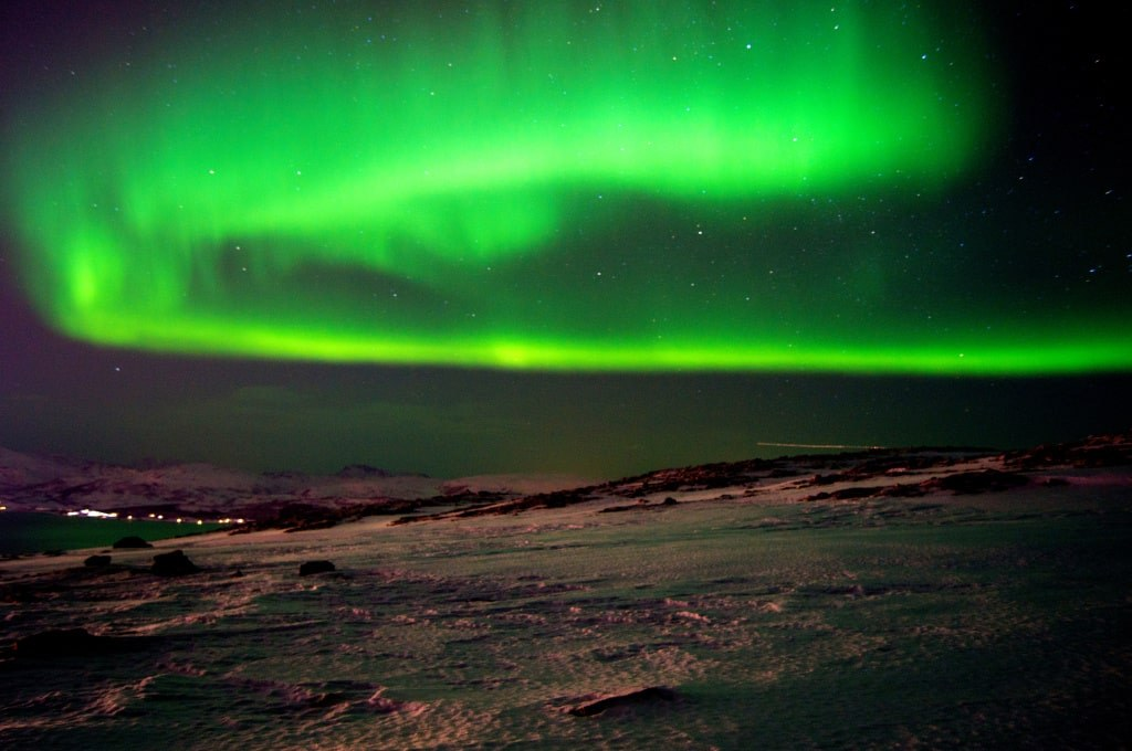 green_northern_light
