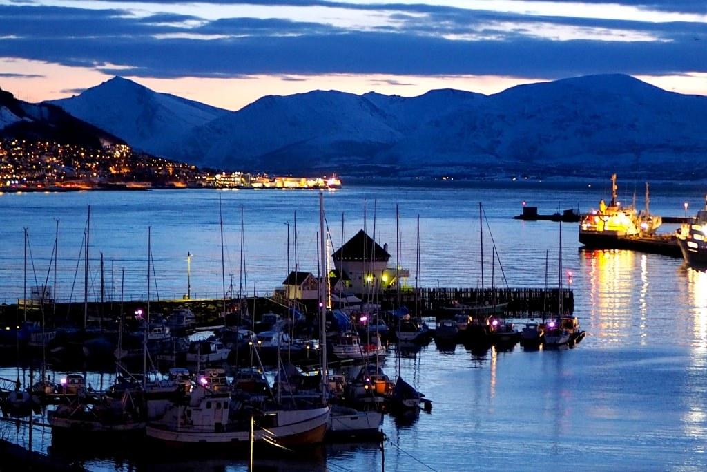 norwegian_night_harbour_view