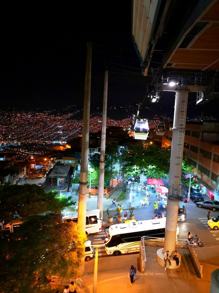 a_night_panorama_of_medellin_taken_from_a_cable_Car