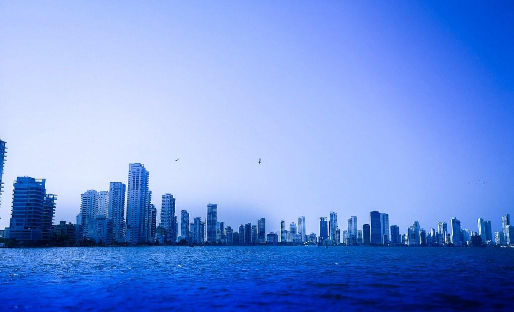 a_panorama_of_skyscraperes_in_cartagena_de_indias