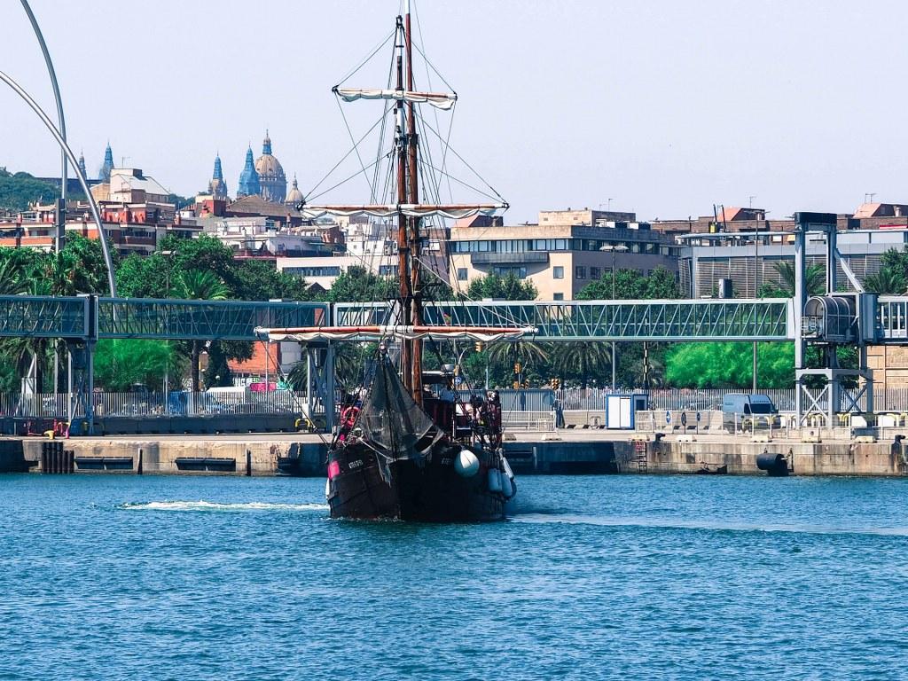 a_big_boat_Sailing_on_a_mediterrein_sea