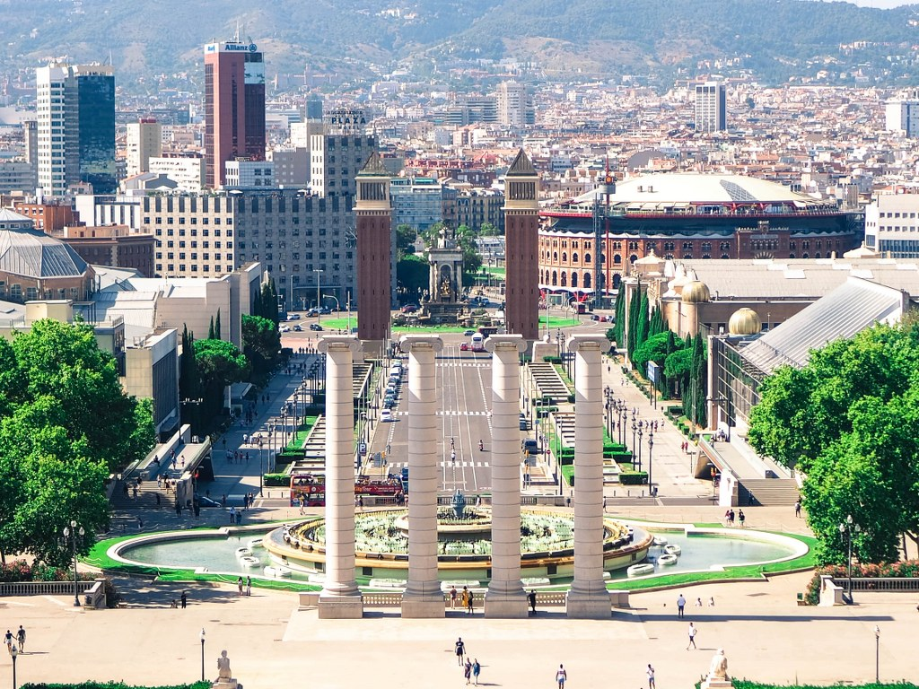 a_view_from_a_montjuic_hill