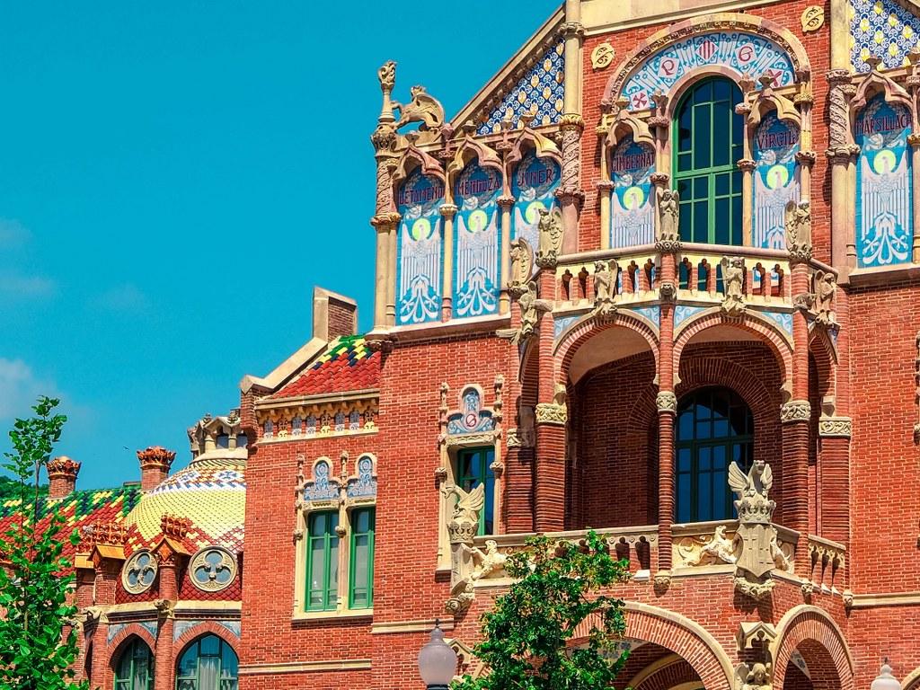 saint_paul_hospital_buildings_in_barcelona
