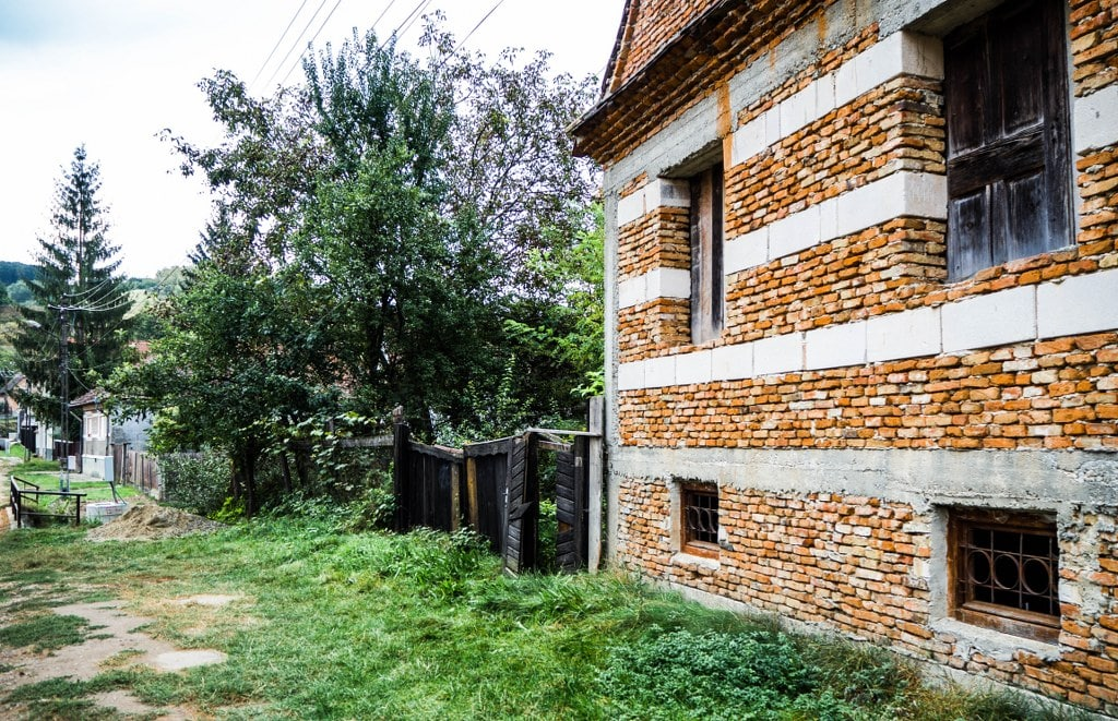 old-abandonen-romanina-place
