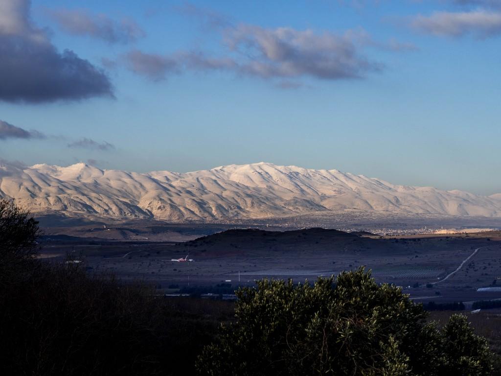 masyw gorski w izraelu